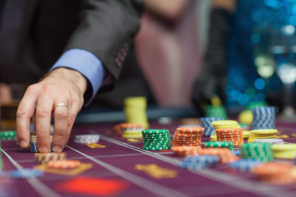 the convenience of gambling on a mobile device